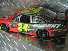2011 jeff Gordon #24 Ser # 00027 Brushed Metal DUPONT NASCAR 1:24 Action Diecast