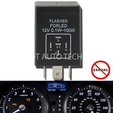 EP-27 LED Flasher Relay Fix Hyper Flash Turn Signal Decoder Load Equalizers
