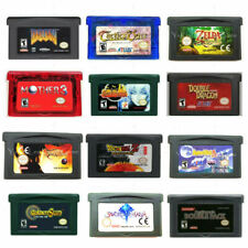 Grand Theft Auto Advance Castlevania... GBA Games Boy Advance GBA картридж карта