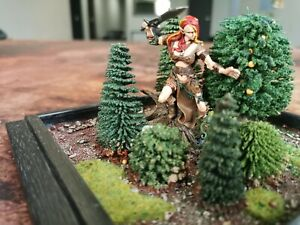 Games Workshop - Staff Christmas Gift Wood Elf - 2005