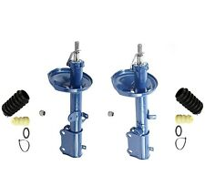 Monroe Rear Left and Right Struts & Boot Kits For Chevy Geo Prizm Toyota Corolla