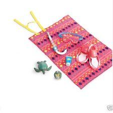 American Girl Lea's Beach Accessories NEW in AG Box