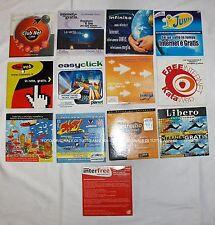 Vintage rarità (anni 90) per PC CD-ROM -CIAO WEB IN RETE GRATIS;INTERNET,EMAIL,