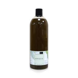 Hemp Seed Oil 100ml - 100% Pure Virgin Cold Pressed Unrefined Carrier Oil