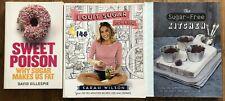 I Quit Sugar For Life Sarah Wilson Sweet Poison Sugar Free Kitchen Recipes Books
