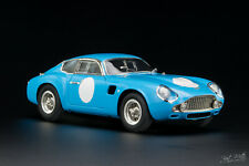 1:18 CMC 1961 Aston Martin DB4 Zagato Blue M-140