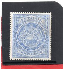 Antigua GV  1908-17 2.1/2d ultramarine sg 46 VLH.Mint
