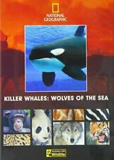 Killer Whales: Wolves of the Sea - David Attenborough DVD - B9