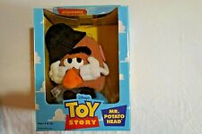 "Toy Story 10"" Mr Potato Head Plush 1996 Original Vintage New, never opened."