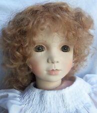 "LINDA by German Doll Artist GABY RADEMANN, LE #10 of 50, 22"" Porcelain"