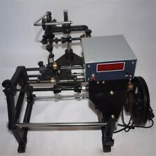 220V Automatic Coil Winding Machine Hand Coil Winder W/ Electronic Counting cc