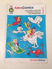 RARE! Harvey AstroComics 1970 #1      American Airlines Give Away!