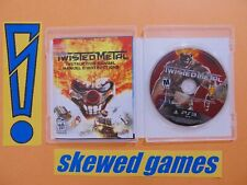 Twisted Metal Limited Edition - cib - PS3 PlayStation 3 Sony