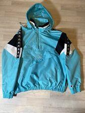 Starter Coat NFL Style Windbreaker Jacket NEW Medium Vintage