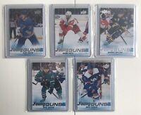2019 - 2020 Upper Deck Series 2 Hockey YOUNG GUNS LOT (5 Cards)