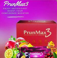 PrunMax3 Antioxidant Boost Weight Loss Anti Aging Drink 30g 15 Sachets FIRMAX3