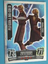 Force Attax Clone Wars Serie 2 (2011), Plo Koon & Ima-Gun Di (220), Zusatz-Power