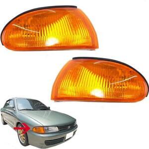 For 1992-1996 Mitsubishi Lancer Sedan Cc GLX 4G92 E-Car Side Corner Lamp Light