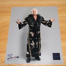 Ric Flair official photofile wcw wwe wwf 8x10 wrestling photo