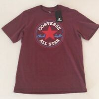 Converse Chuck Taylor all star 09202C short sleeve T shirt New with tag