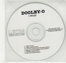 (GI814) Dooley-O, I Wish - DJ CD