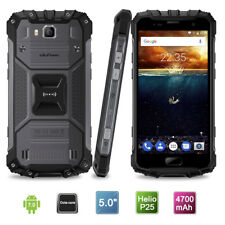 6GB+64GB 16MP+13MP Ulefone Armor 2 IP68 Waterproof Android 7.0 4G FHD Smartphone