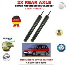 FOR MITSUBISHI SPACE RUNNER 1.8 2.0 1991-1999 REAR LEFT RIGHT SHOCK ABSORBER SET