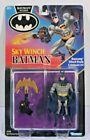 VINTAGE 1992 KENNER BATMAN RETURNS SKY WINCH BATMAN FIGURE MIMP!