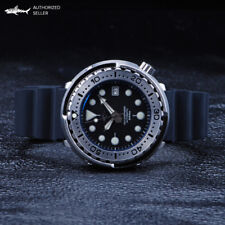 Sharkey Steel Special Edition SBBN015 Tuna Can Dive watch Automatic Movement