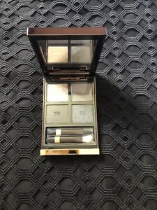 Tom Ford Eye Color Quad 10 Titanium Smoke 10g # RRP £68 # New # Authentic Boxed