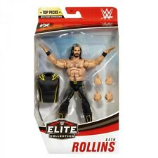 WWE Mattel Seth Rollins Elite Series Top Picks 2020 Figure