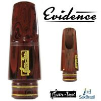 Ever-Ton Evidence #7 Marble Hard Rubber Soprano Sax Mouthpiece Made in Brazil