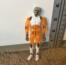 Microman Kaiju Clear Orange And White