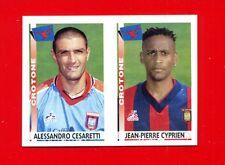 CALCIATORI Panini 2000-2001 - Figurina-sticker n. 488 - CROTONE -New