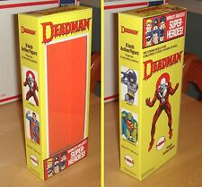 "MEGO 8"" DEADMAN CUSTOM BOX ONLY"