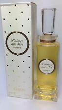 CARON N'Aimez Que Moi 100ml Extrait pure Parfum Perfum discontiued VINTAGE RARE!