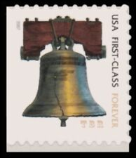 2007 Forever Liberty Bell Scott 4127 Scarce Solid Tagged Variety MNH - Buy Now