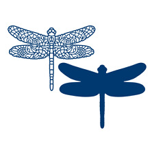 Tattered Lace Watercolour Dragonfly Large Cutting Die 477485