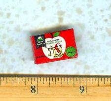 Dollhouse Miniatures size Vintage Apple Peeler Box