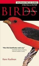 Birds of North America (Kaufman Focus Guides)-ExLibrary
