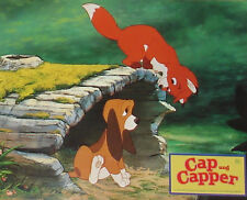 THE FOX AND THE HOUND - Lobby Cards Set - WALT DISNEY - Animation