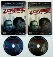 DVD Collection Zombie Holocaust/3/4/Woodoo / Dawn & Day of the Dead Dt. Boxed