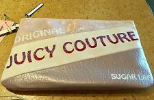JUICY COUTURE Sugar Lab Wristlet PINK & LAVENDER New!