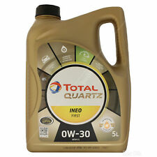 Total Quartz Ineo First 0w-30 0w30 Engine Oil - 5 Litres 5L PSA B71 2312 & 2302