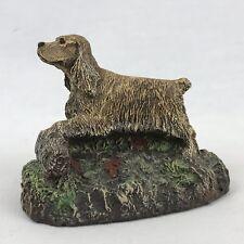 Aus Ben Studios Cocker Spaniel Dog Figurine