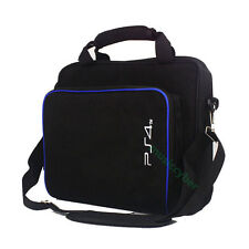 Black Multifunctional Travel Carry Case handbag For Sony PlayStation4 PS4 bag