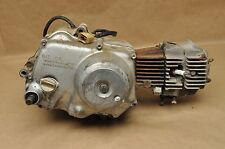 Vintage Honda CT70 Trail 70 K0 3 Speed Automatic Engine Motor #125058 A77