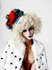 Rare Vintage Vivienne Westwood Wool Collectors' Crown Hat