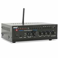 Sound Around Pyle WiFi Stereo Amplifier Receiver Professional Home Theater Audio