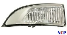 RENAULT FRONT LH N/S WING MIRROR INDICATOR LIGHT LAMP LENS 261656470R